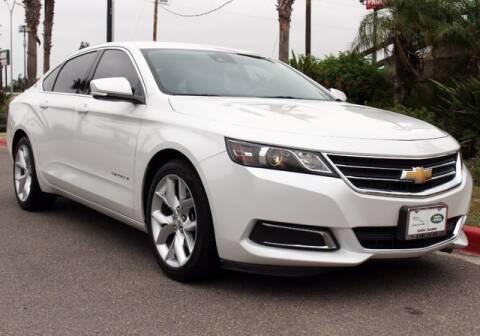 2015 Chevrolet Impala for sale in San Juan, TX