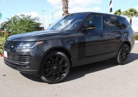 Range Rover San Juan >> 2020 Land Rover Range Rover For Sale In San Juan Tx