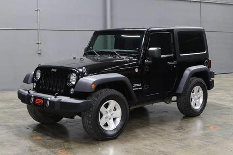 Jeep Wrangler For Sale In Austin Tx Ea Motorgroup