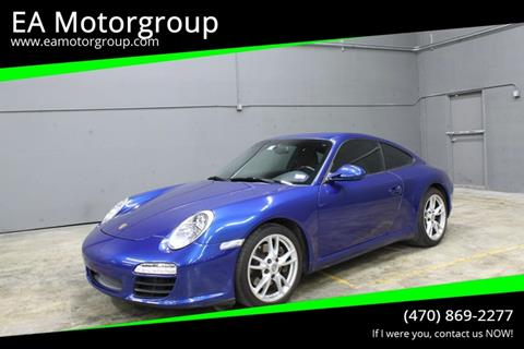 2009 Porsche 911 for sale in Austin, TX