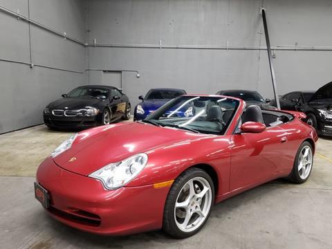 2002 Porsche 911 for sale in Austin, TX