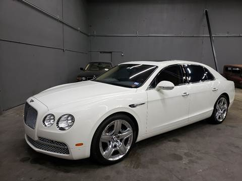 2014 Bentley Flying Spur for sale in Austin, TX