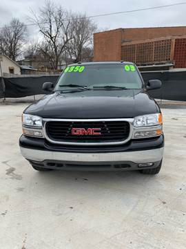 2003 GMC Yukon XL for sale in Independence, MO