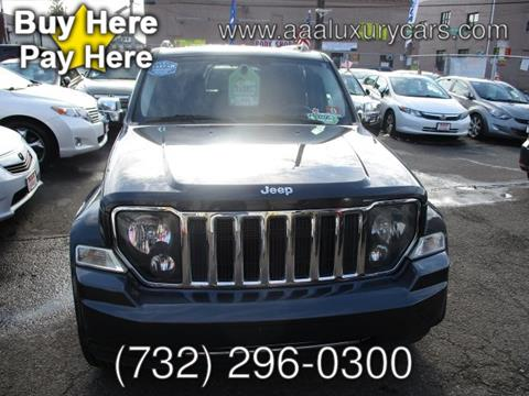 2012 Jeep Liberty for sale in New Brunswick, NJ