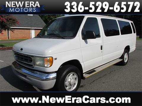 2002 Ford E-Series Wagon for sale in Winston Salem, NC