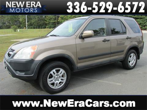 2003 Honda CR-V for sale in Winston Salem, NC