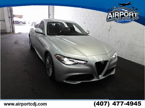 Q4 Jeep Compass >> Used Alfa Romeo Giulia For Sale in Florida - Carsforsale.com®