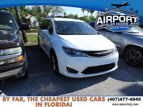 2018 Chrysler Pacifica for sale in Orlando, FL