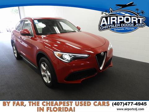 2018 Alfa Romeo Stelvio for sale in Orlando, FL