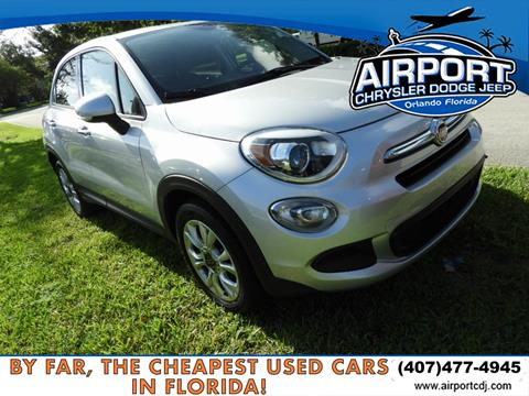 2016 FIAT 500X for sale in Orlando, FL