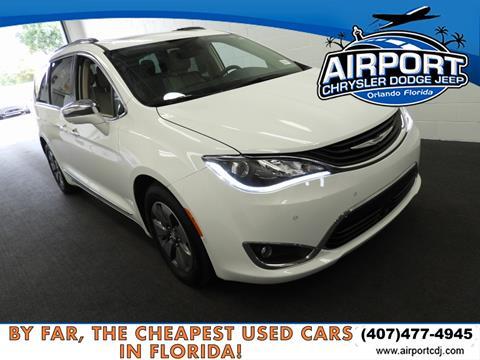 2017 Chrysler Pacifica Hybrid for sale in Orlando, FL