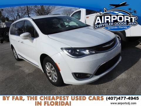 2019 Chrysler Pacifica Touring L for sale at AIRPORT CHRYSLER DODGE JEEP RAM in Orlando FL