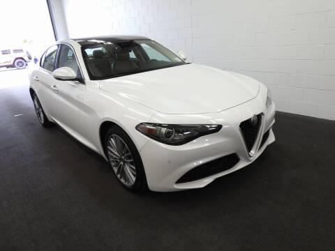 2018 Alfa Romeo Giulia Ti for sale at AIRPORT CHRYSLER DODGE JEEP RAM in Orlando FL