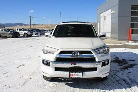 2016 Toyota 4Runner for sale in Butte, MT
