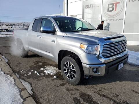 2017 Toyota Tundra for sale in Butte, MT