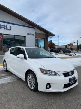 2012 Lexus CT 200h for sale in Butte, MT