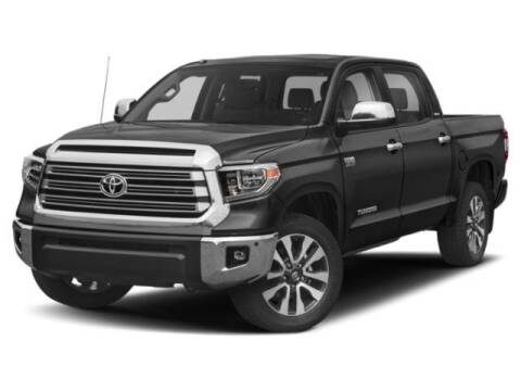 2020 Toyota Tundra Platinum for sale at Butte Toyota in Butte MT