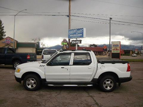 2004 Ford Explorer Sport Trac For Sale In Missoula Mt