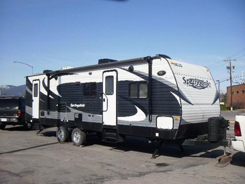 2015 Keystone Springdale for sale in Missoula, MT
