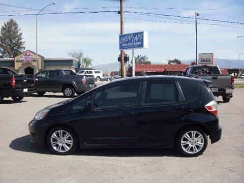 2009 Honda Fit for sale in Missoula, MT
