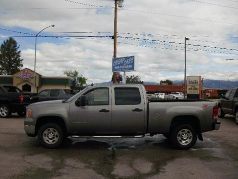 2008 GMC Sierra 2500HD for sale in Missoula, MT