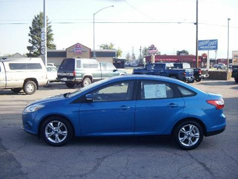 Used Cars For Sale Under 10000 >> 2013 Ford Focus For Sale In Missoula Mt