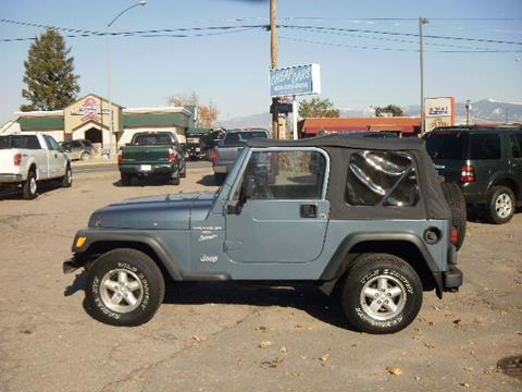 1999 Jeep Wrangler for sale in Missoula, MT