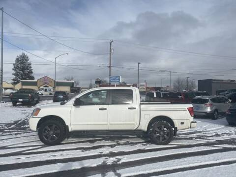 2012 Nissan Titan SV for sale at CHEAP CARS in Missoula MT