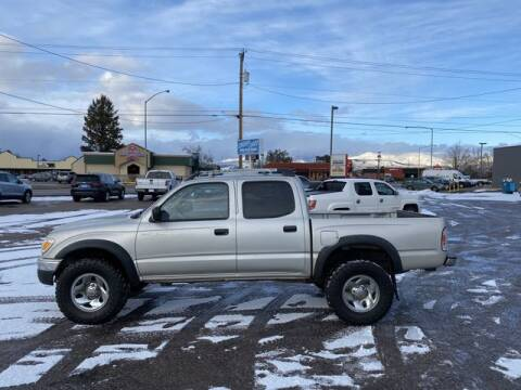 2003 Toyota Tacoma V6 for sale at CHEAP CARS in Missoula MT