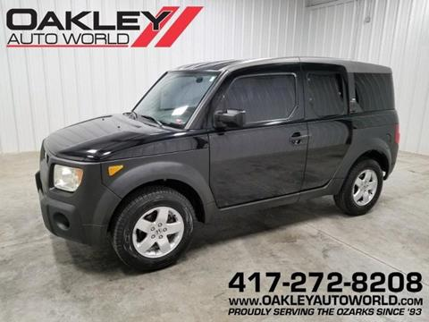2003 Honda Element for sale in Branson West, MO
