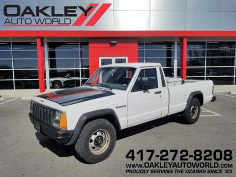 1988 Jeep Comanche for sale in Branson West, MO