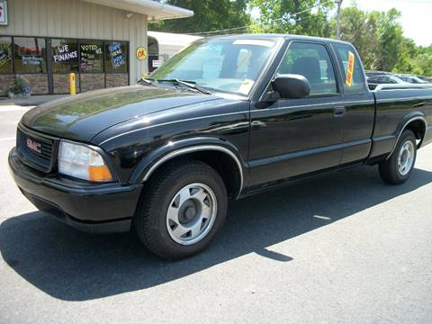 1998 GMC Sonoma for sale in Albemarle, NC