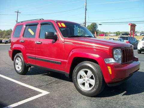 2010 Jeep Liberty for sale in Albemarle, NC