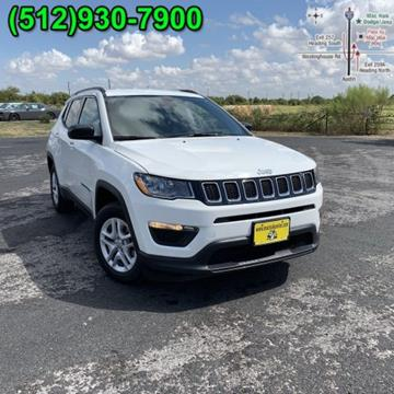 2018 Jeep Compass for sale in Georgetown, TX