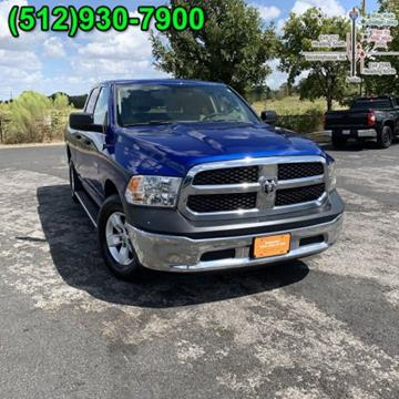 2017 RAM Ram Pickup 1500 for sale in Georgetown, TX