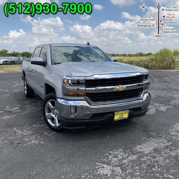2018 Chevrolet Silverado 1500 for sale in Georgetown, TX