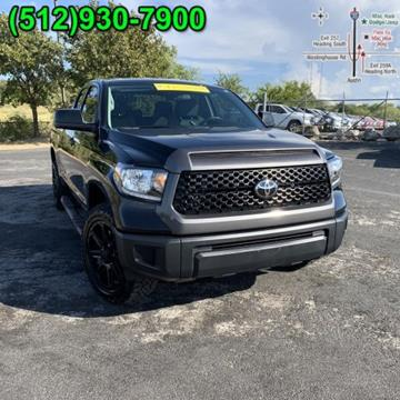 2019 Toyota Tundra for sale in Georgetown, TX