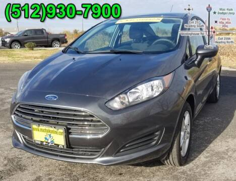 2019 Ford Fiesta for sale in Georgetown, TX