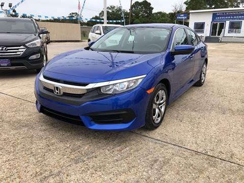 2016 Honda Civic for sale in Baton Rouge, LA
