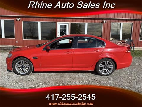 2009 Pontiac G8 for sale in West Plains, MO