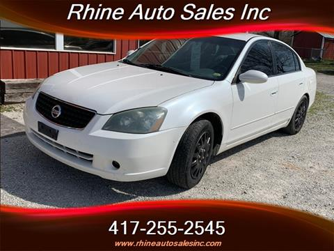 2005 Nissan Altima for sale in West Plains, MO