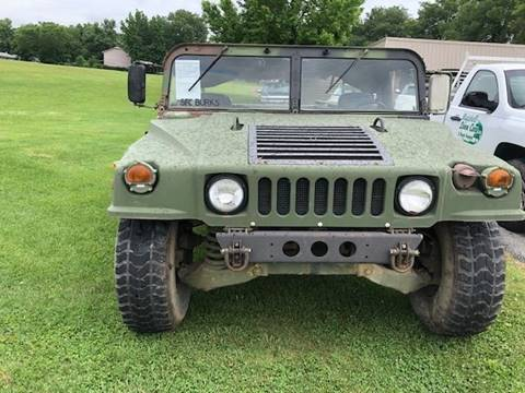 1992 AM General Hummer for sale in Grove, OK
