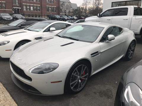 2015 Aston Martin V8 Vantage for sale in Summit, NJ