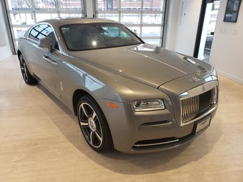 2016 Rolls-Royce Wraith for sale in Summit, NJ