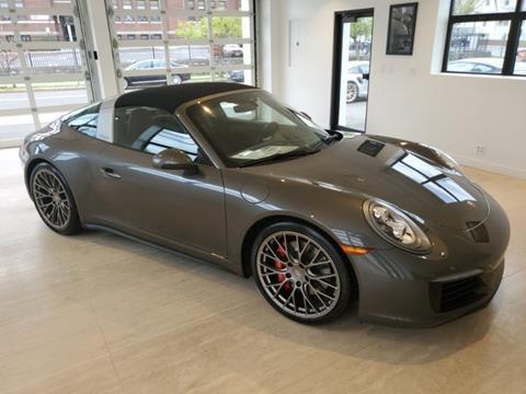 2017 Porsche 911 for sale in Summit, NJ
