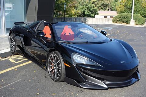 2020 McLaren 600LT Spider for sale in Summit, NJ