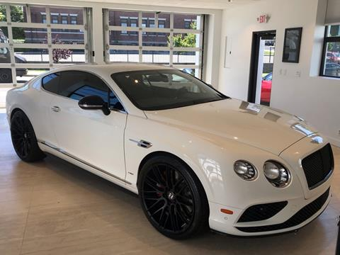 2017 Bentley Continental for sale in Summit, NJ