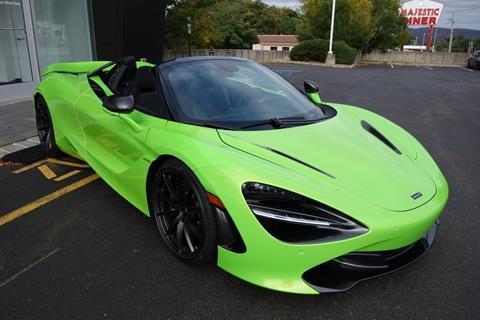 2020 McLaren 720S Spider for sale in Summit, NJ