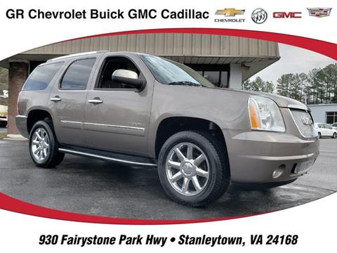 2011 GMC Yukon for sale in Martinsville, VA
