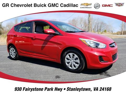2017 Hyundai Accent for sale in Martinsville, VA